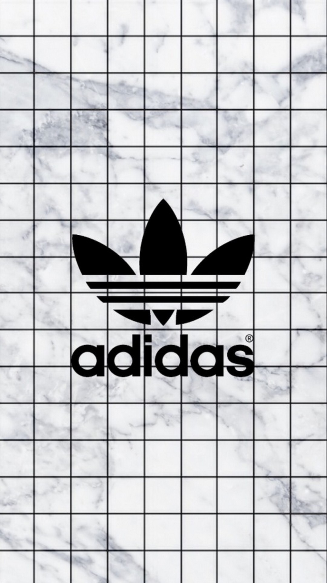 Adidas Logo Android Wallpaper