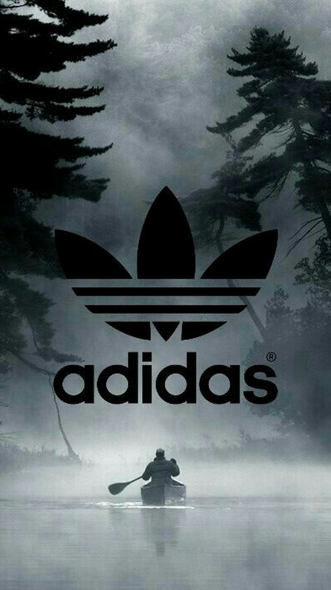 Adidas Logo Wallpaper Android