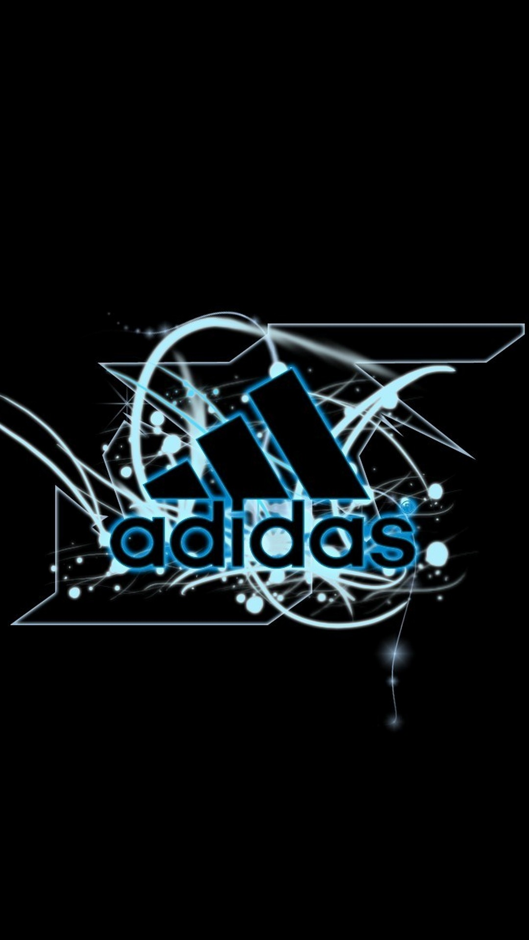 Adidas Logo Wallpaper For Android