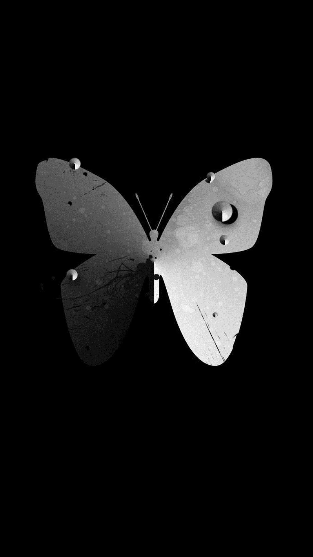 Android Wallpaper Butterfly