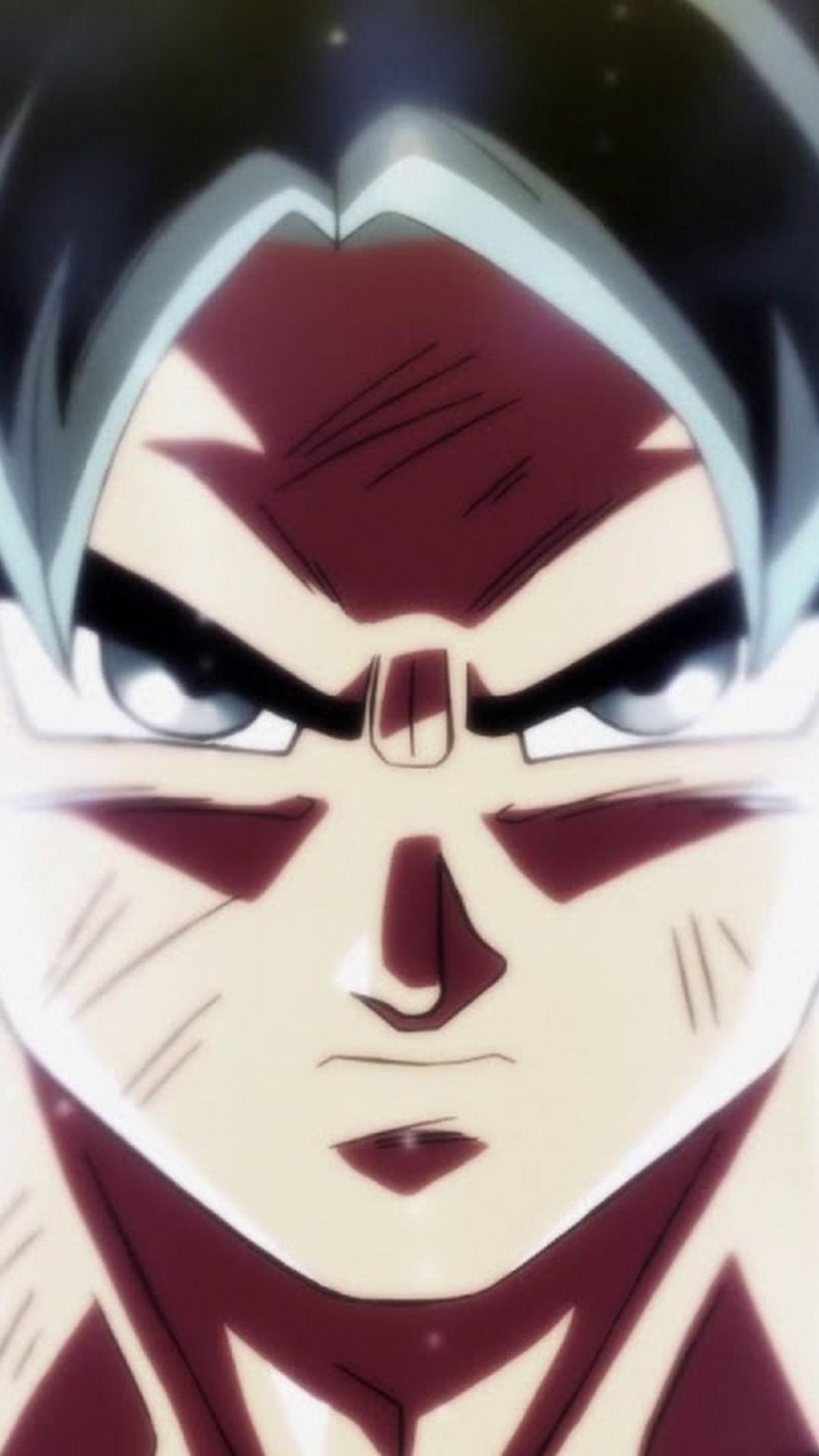 Angry Goku Wallpaper