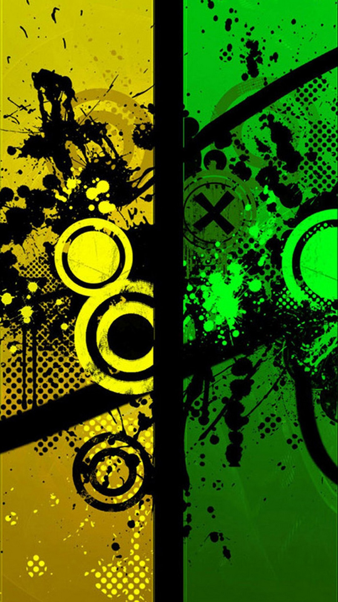 Android Wallpaper Graffiti Art