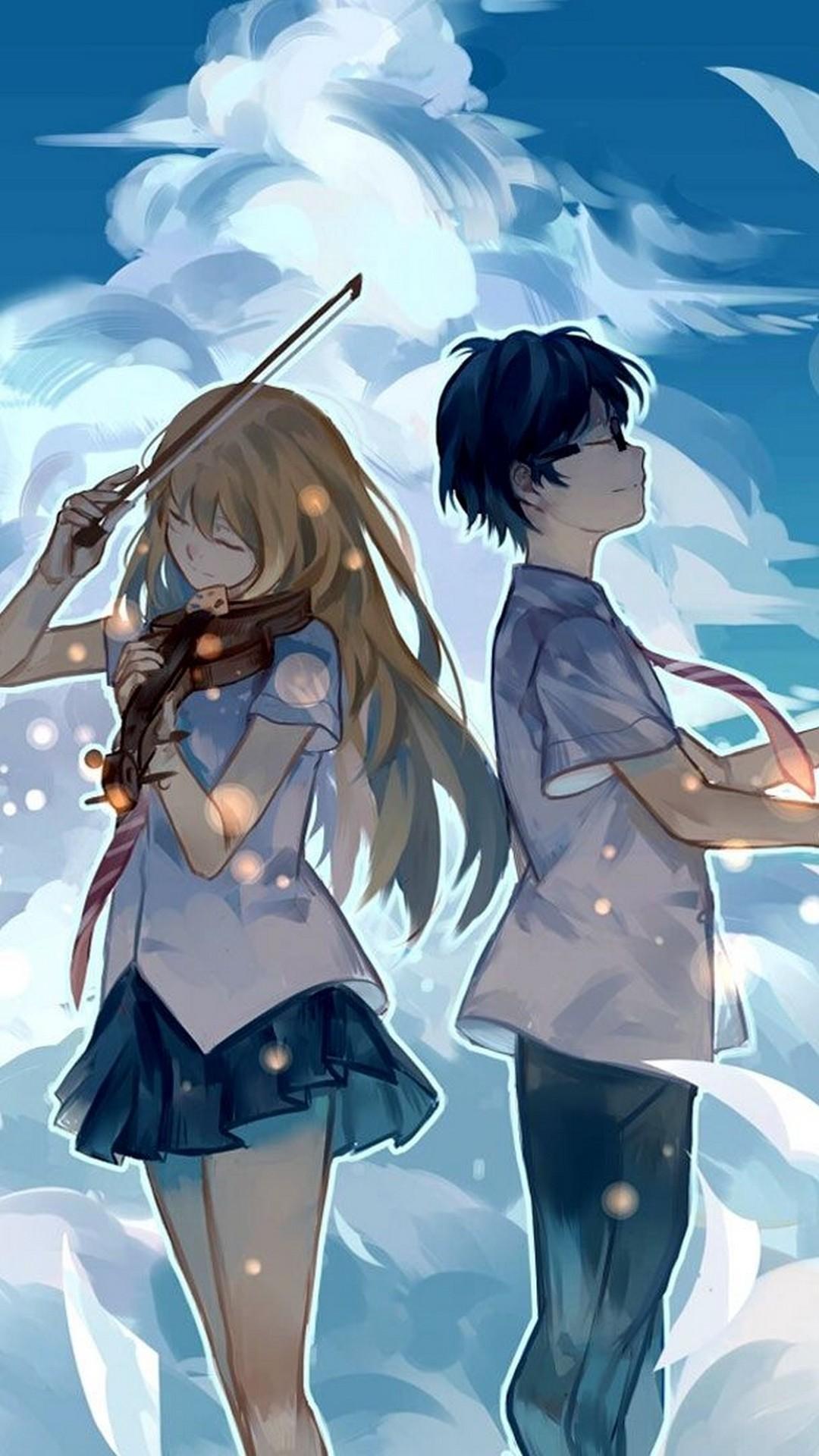 Silver Couple Love Anime
