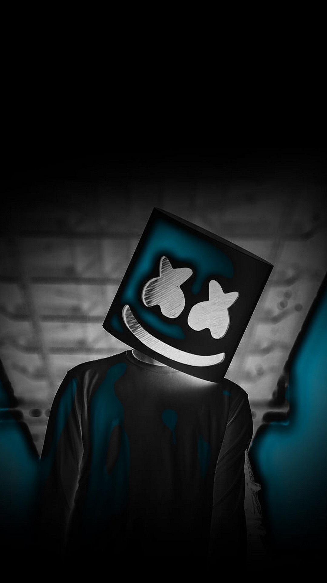 Android Wallpaper HD Marshmello