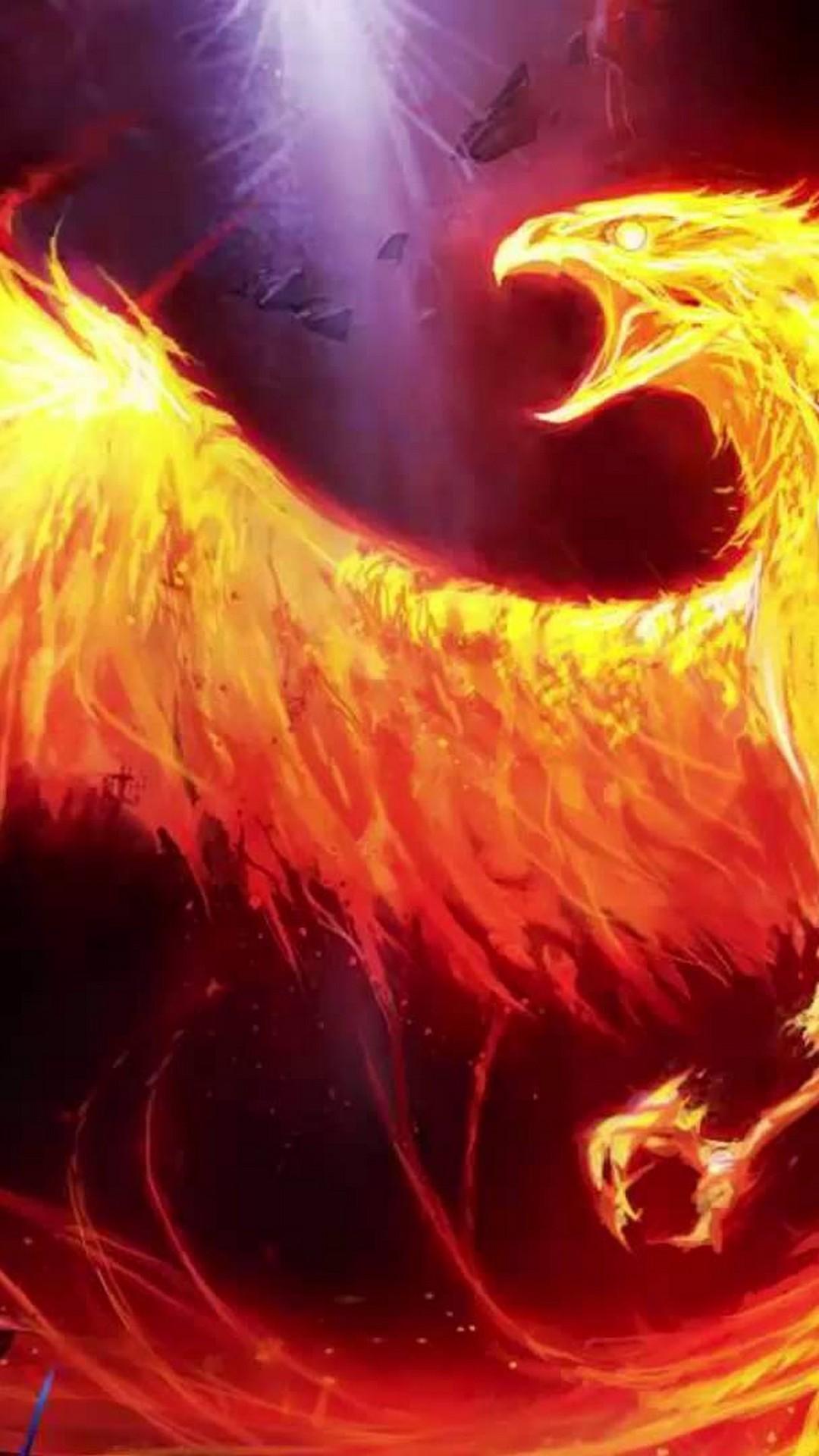 Golden HD Phoenix