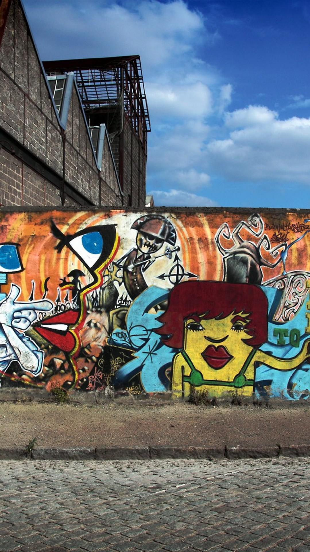 HD Street Art Wallpaper