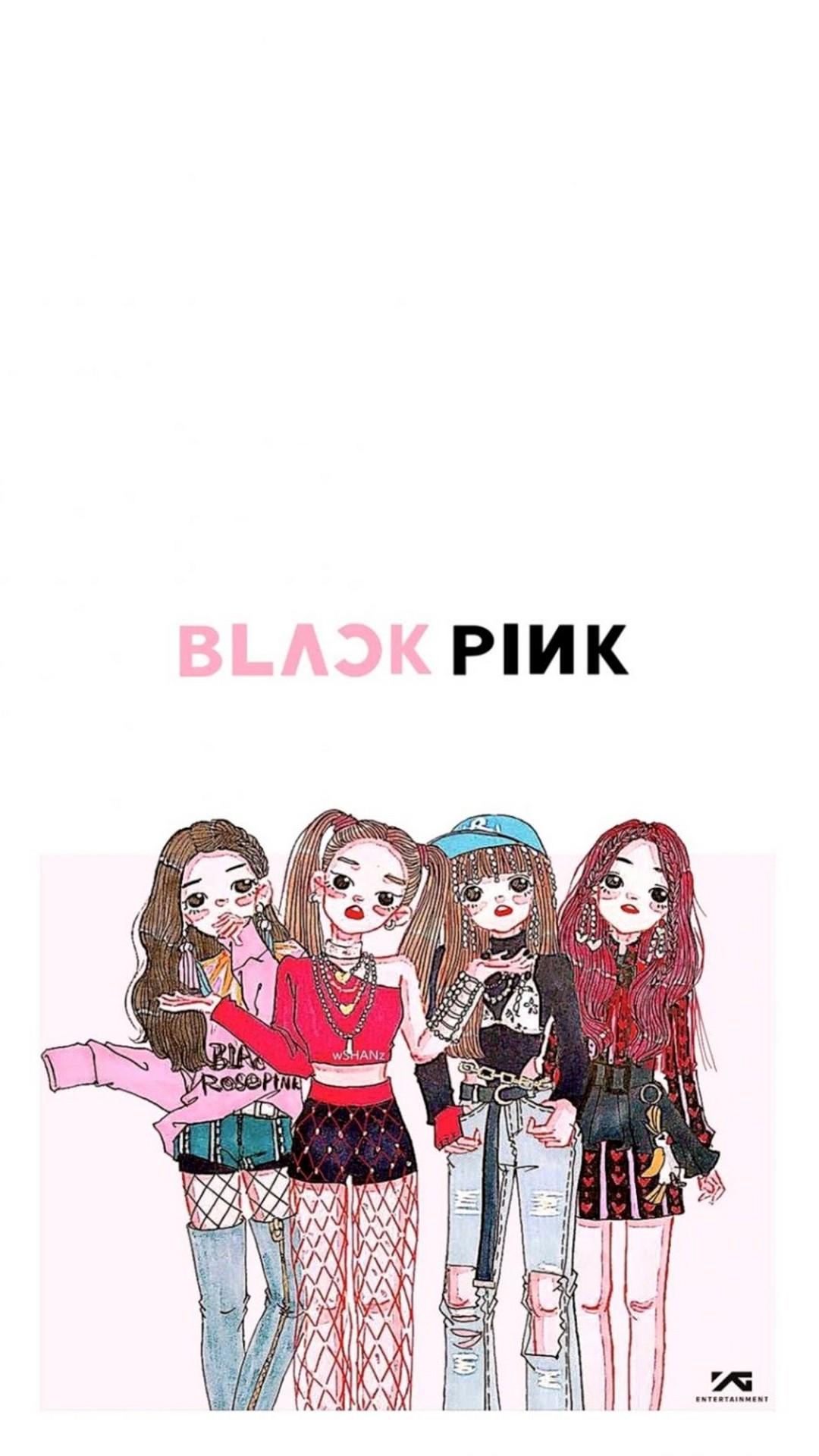 Android Wallpaper K-POP Blackpink