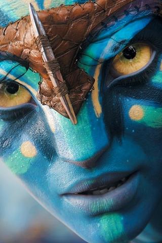 Avatar: Zoe Saldana
