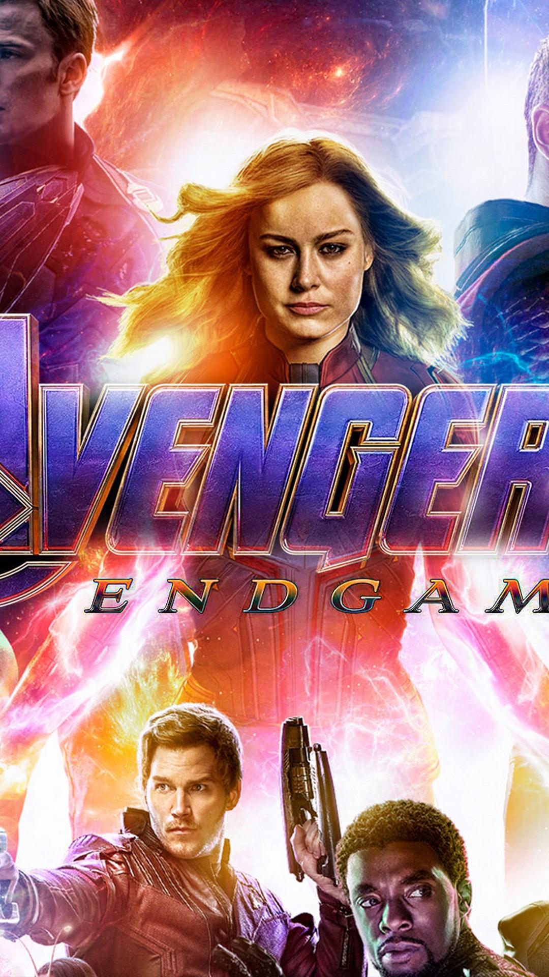 Avengers Endgame Android Wallpaper