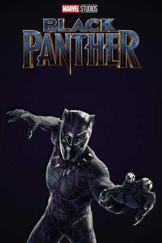 Black Panther - Chadwick Boseman