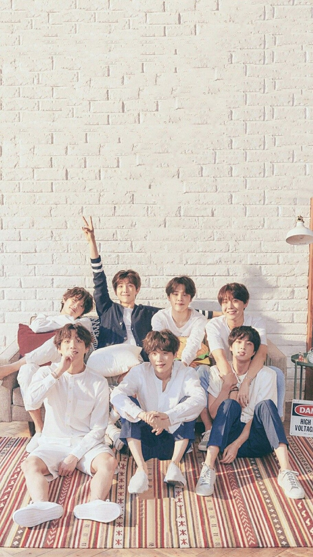 BTS Android Wallpaper