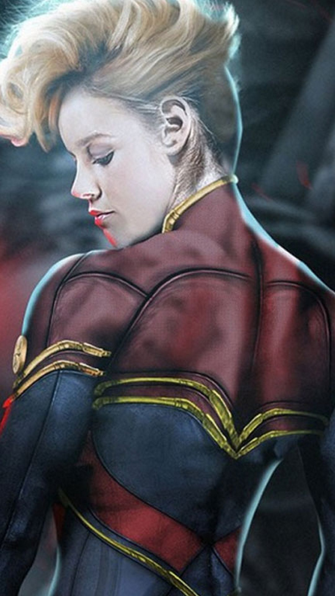 Captain Marvel 2019 Backgrounds For Android
