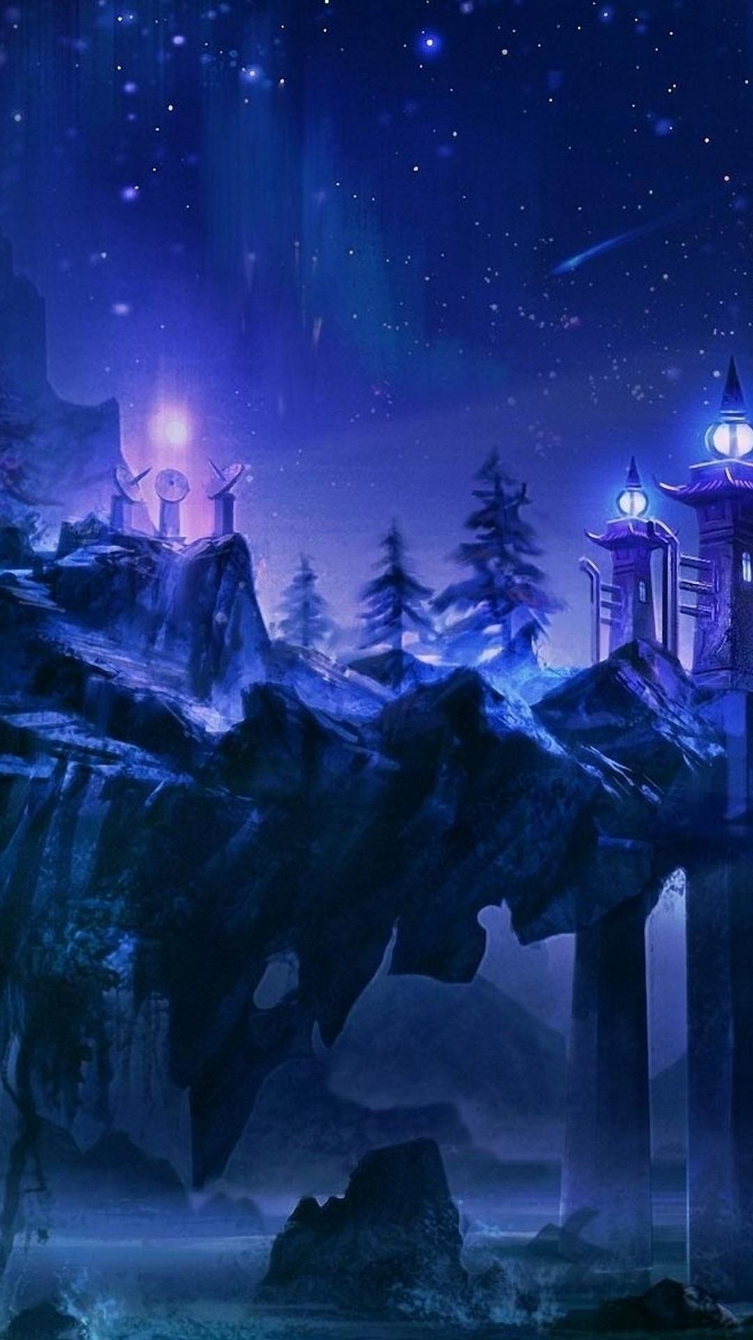 Fantasy Night View