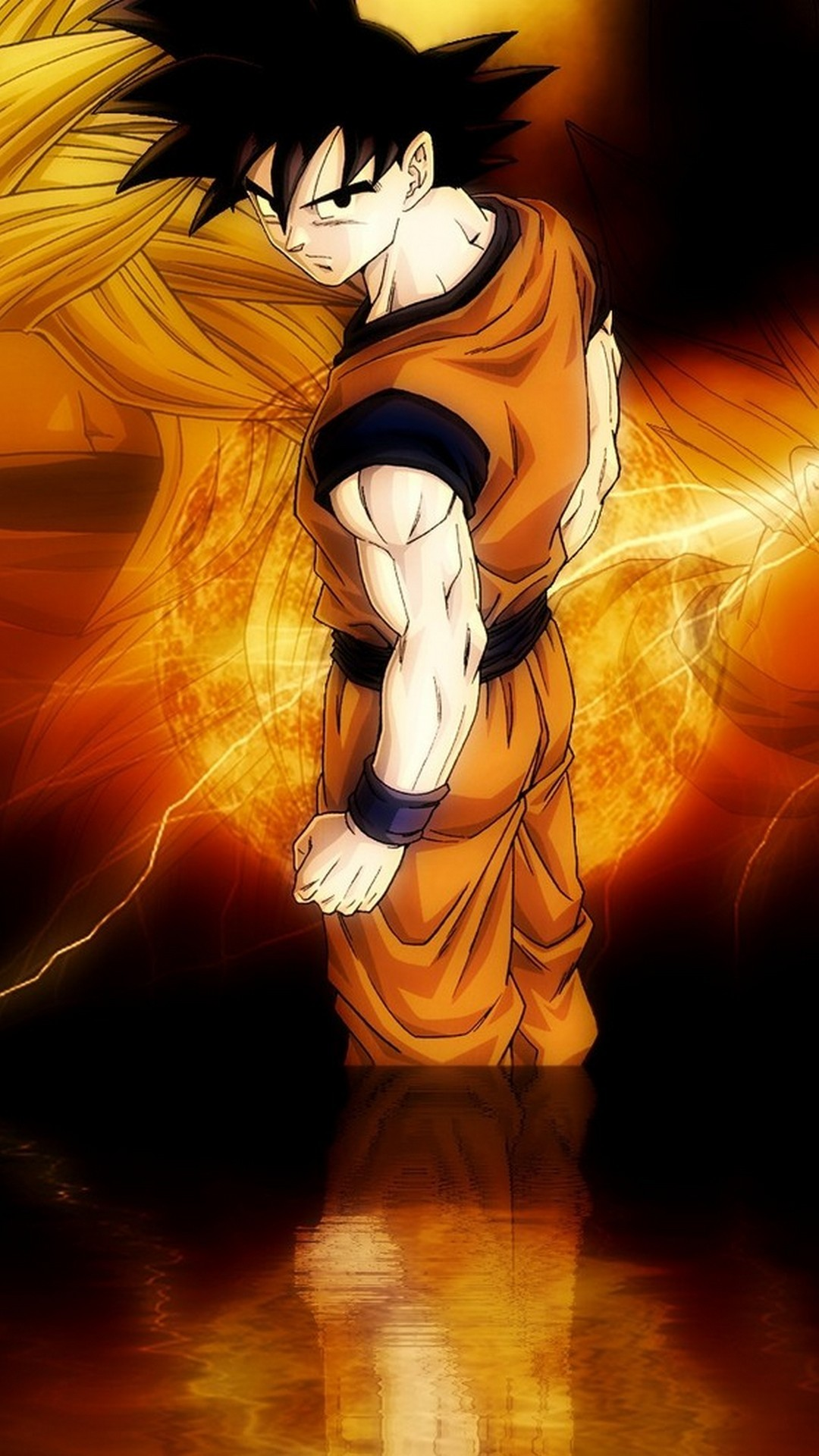 Goku Images Wallpaper For Android