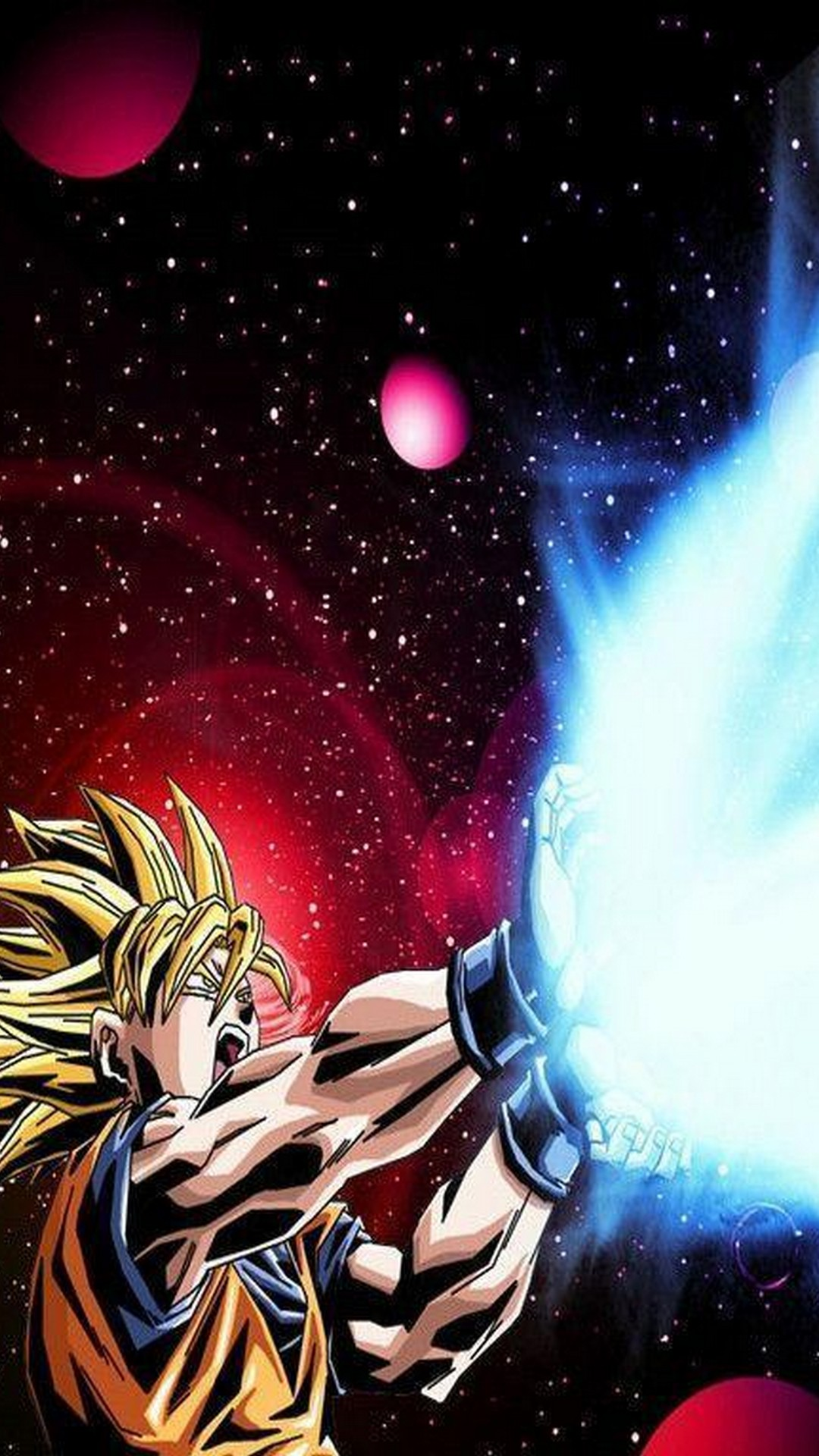 Goku Super Saiyan Backgrounds Wallpaper