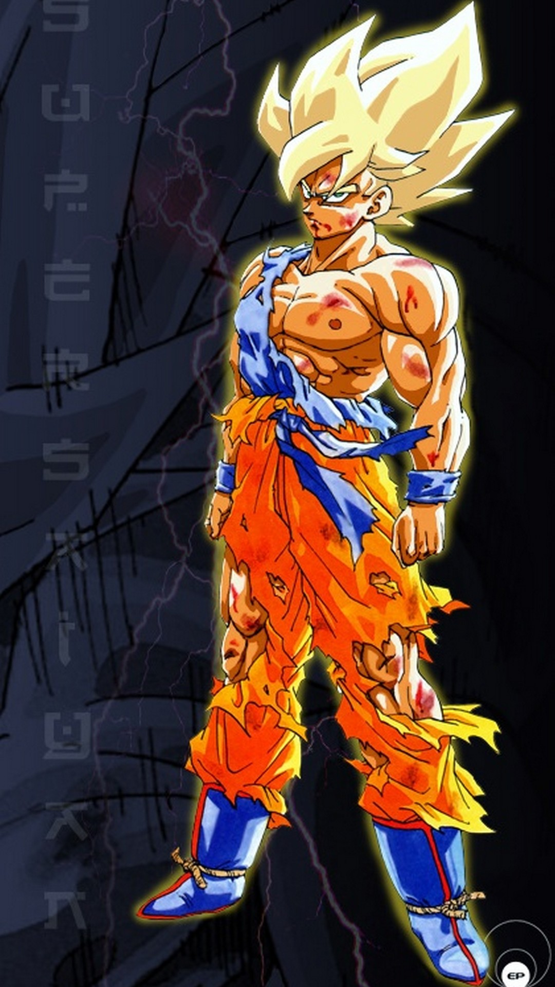 Goku Super Saiyan HD Wallpapers For Android