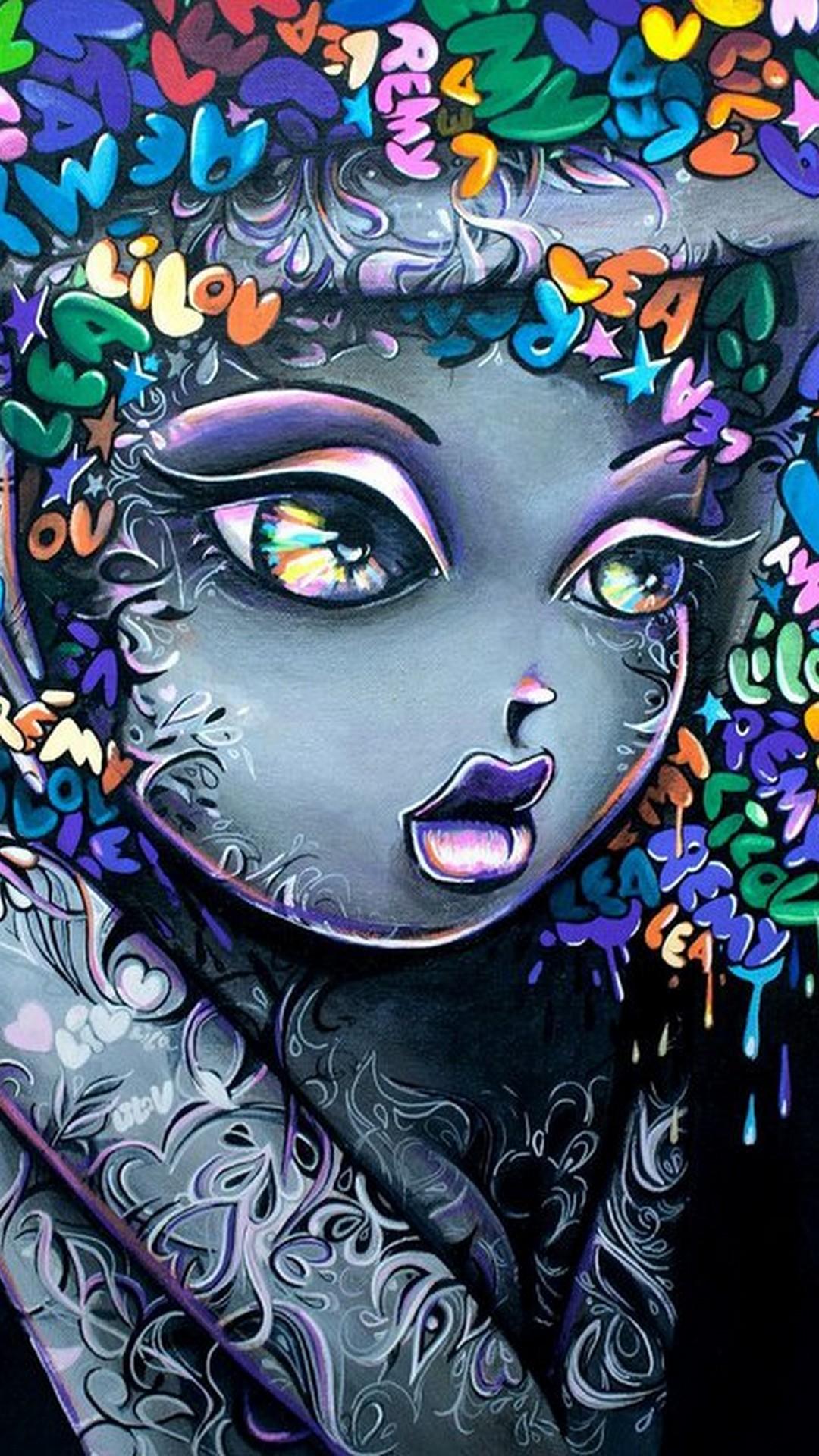 Graffiti Art Backgrounds