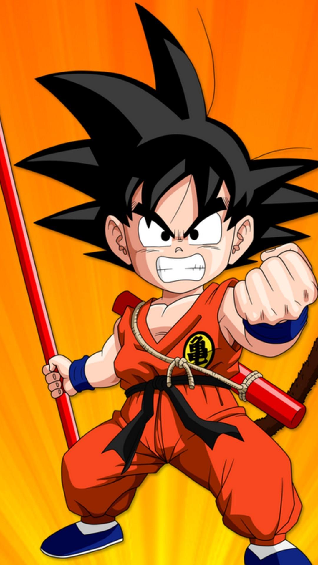 Silver Kid Goku