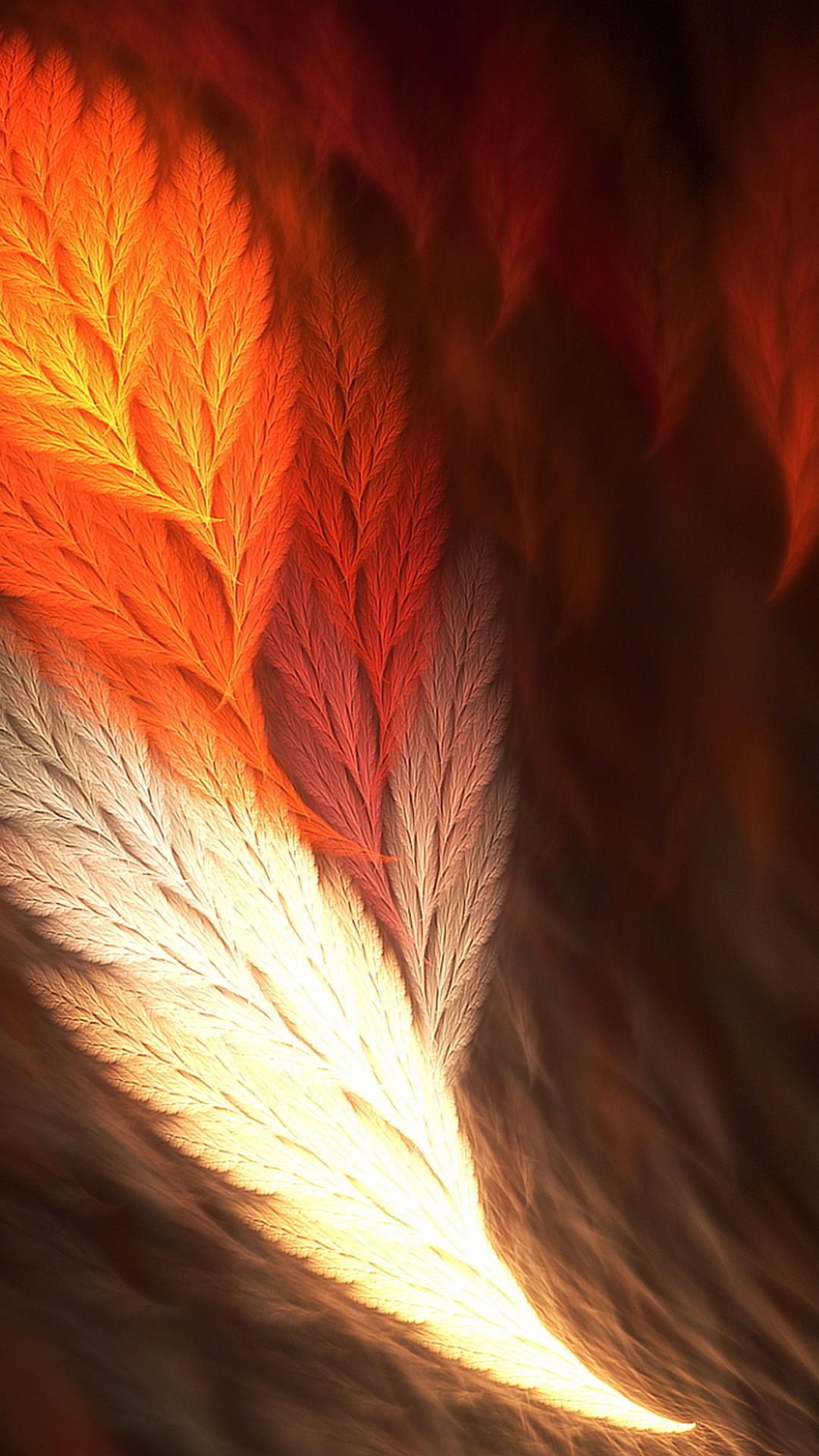 Golden Bird Fur