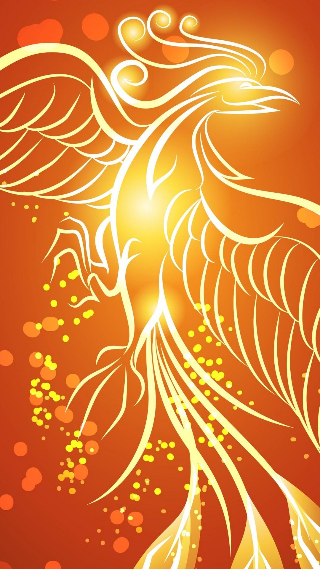 Golden Phoenix Wallpapers