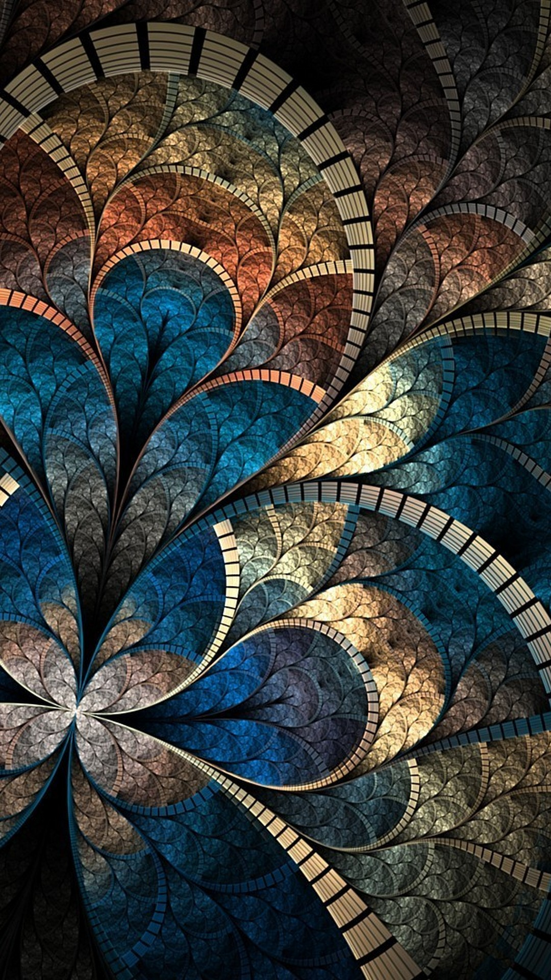 Psychedelic Art HD Wallpapers For Android