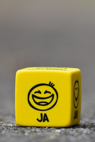 Smiley Cube