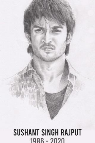 Sushant Singh Rajput - Bollywood Actor