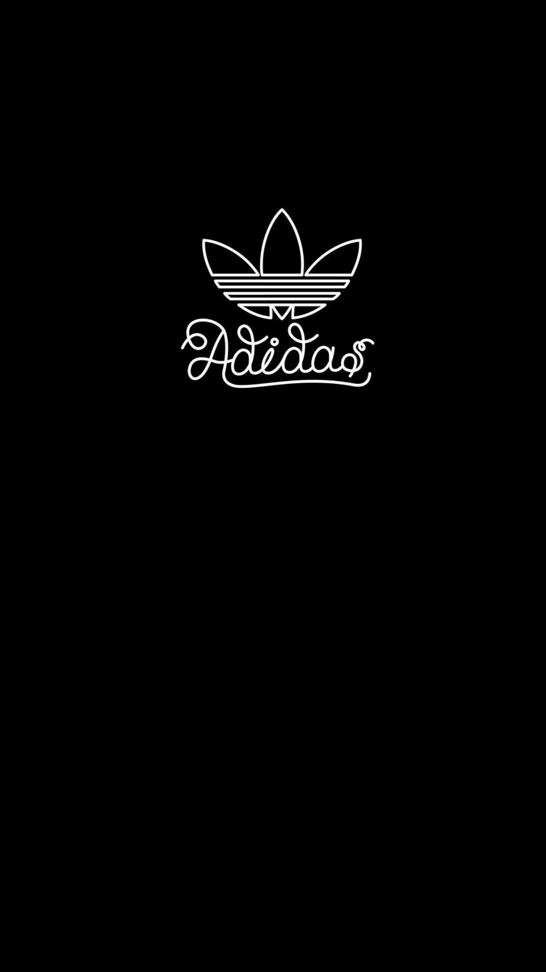 Wallpaper Android Adidas Logo