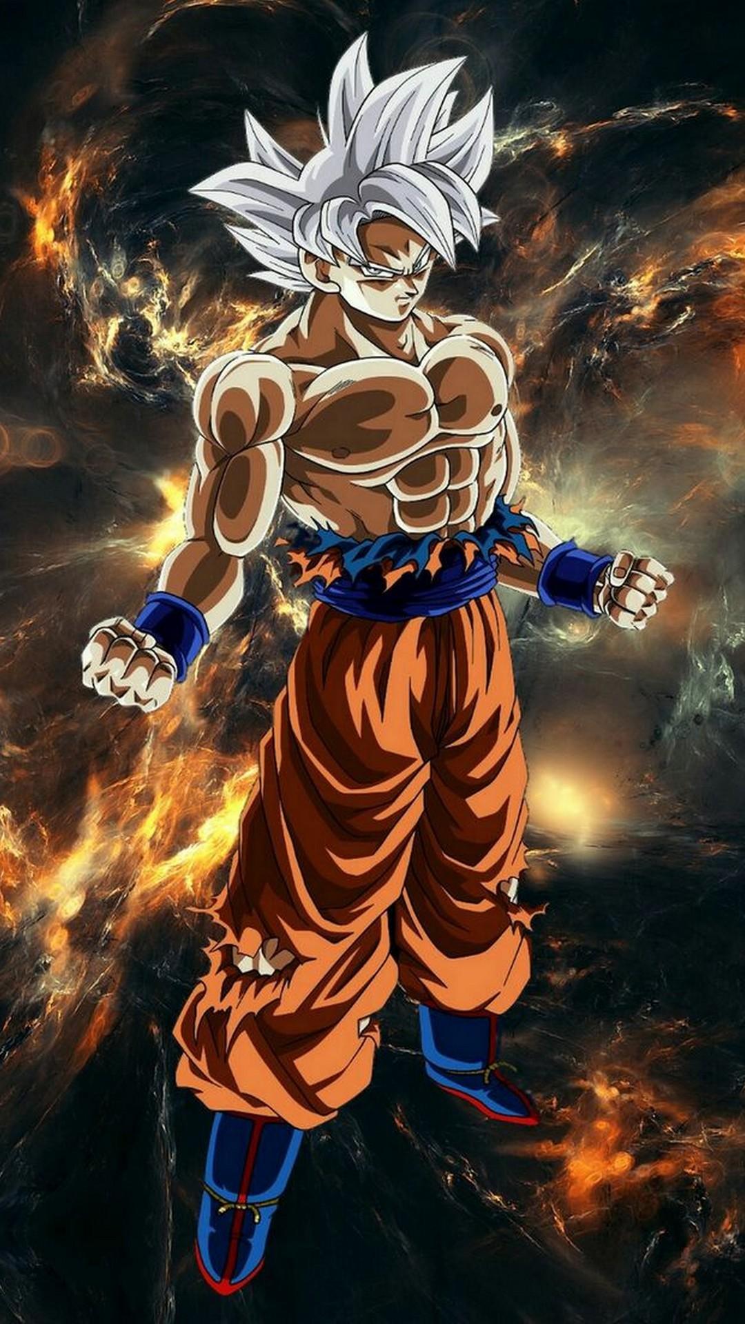 Wallpaper Android Goku SSJ