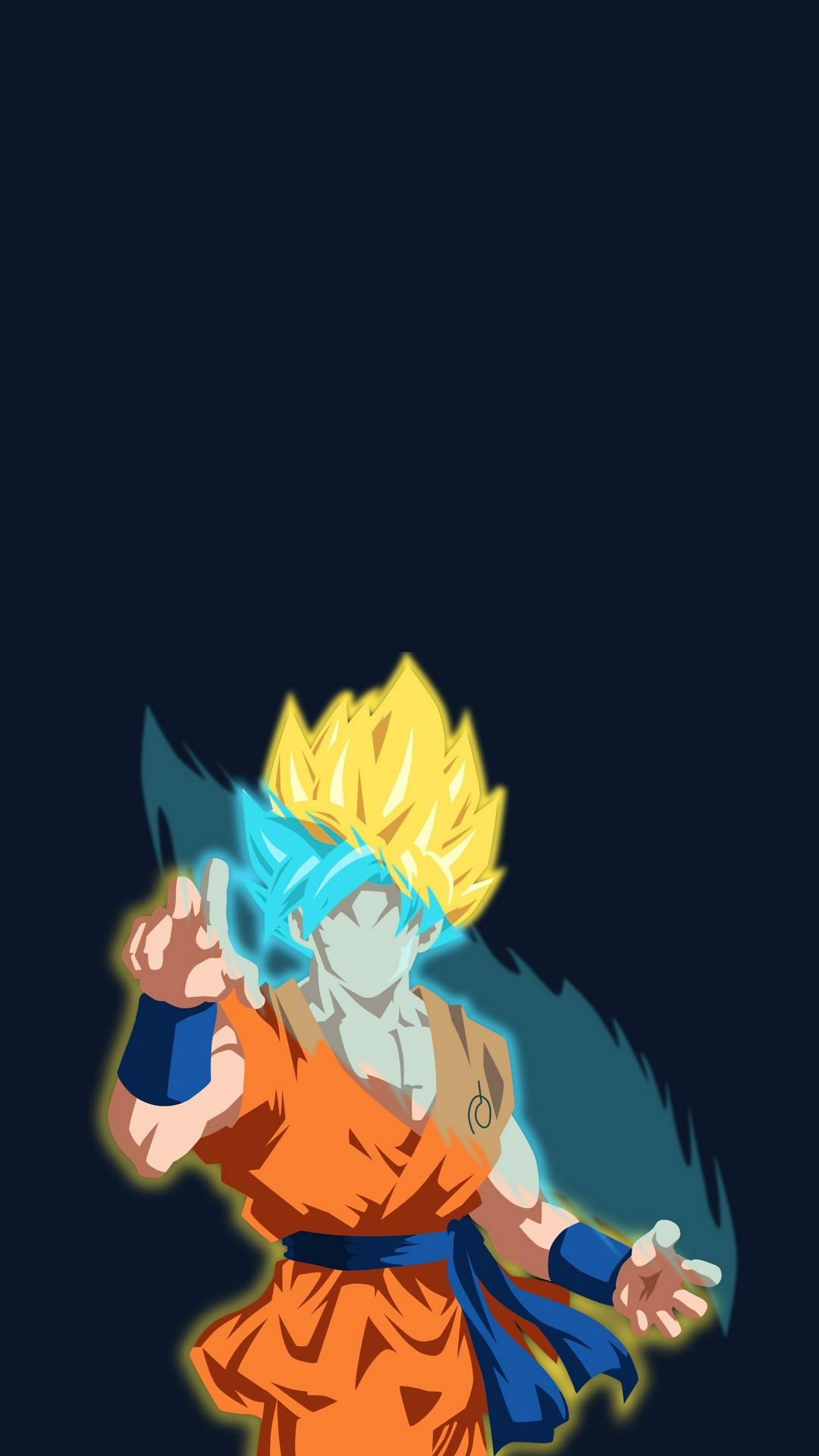 Goku Super Saiyan Anime