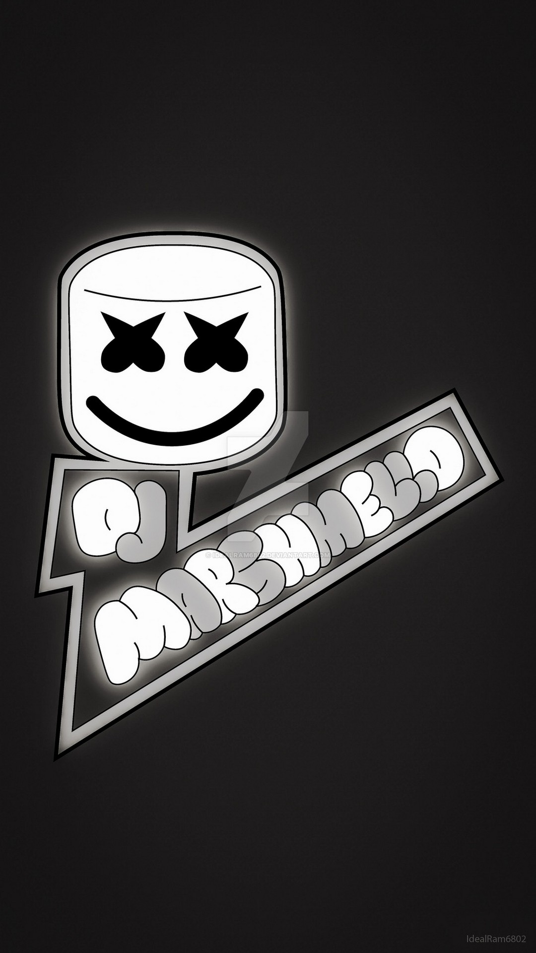 Wallpaper Android Marshmello