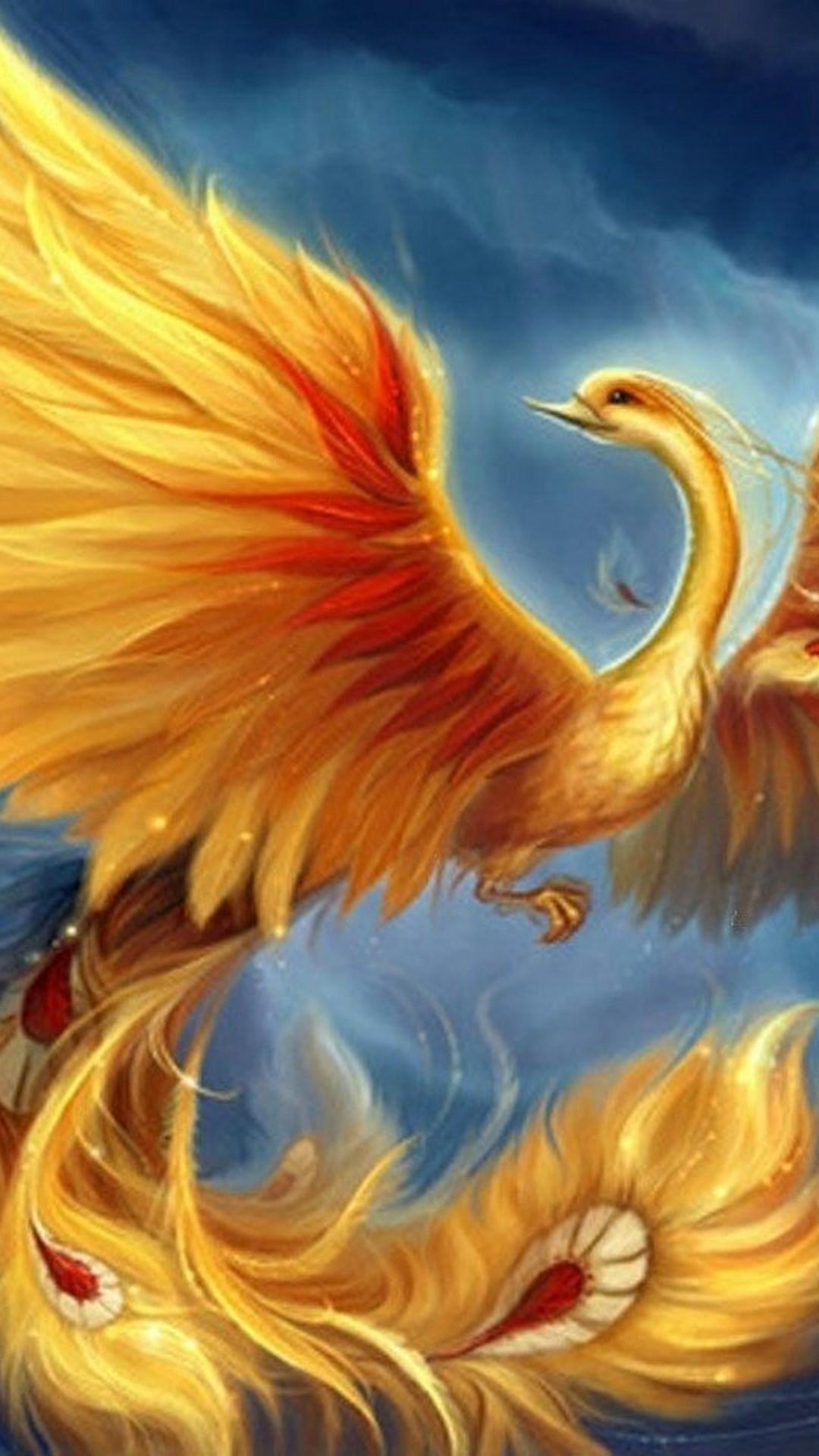 Golden Phoenix Image