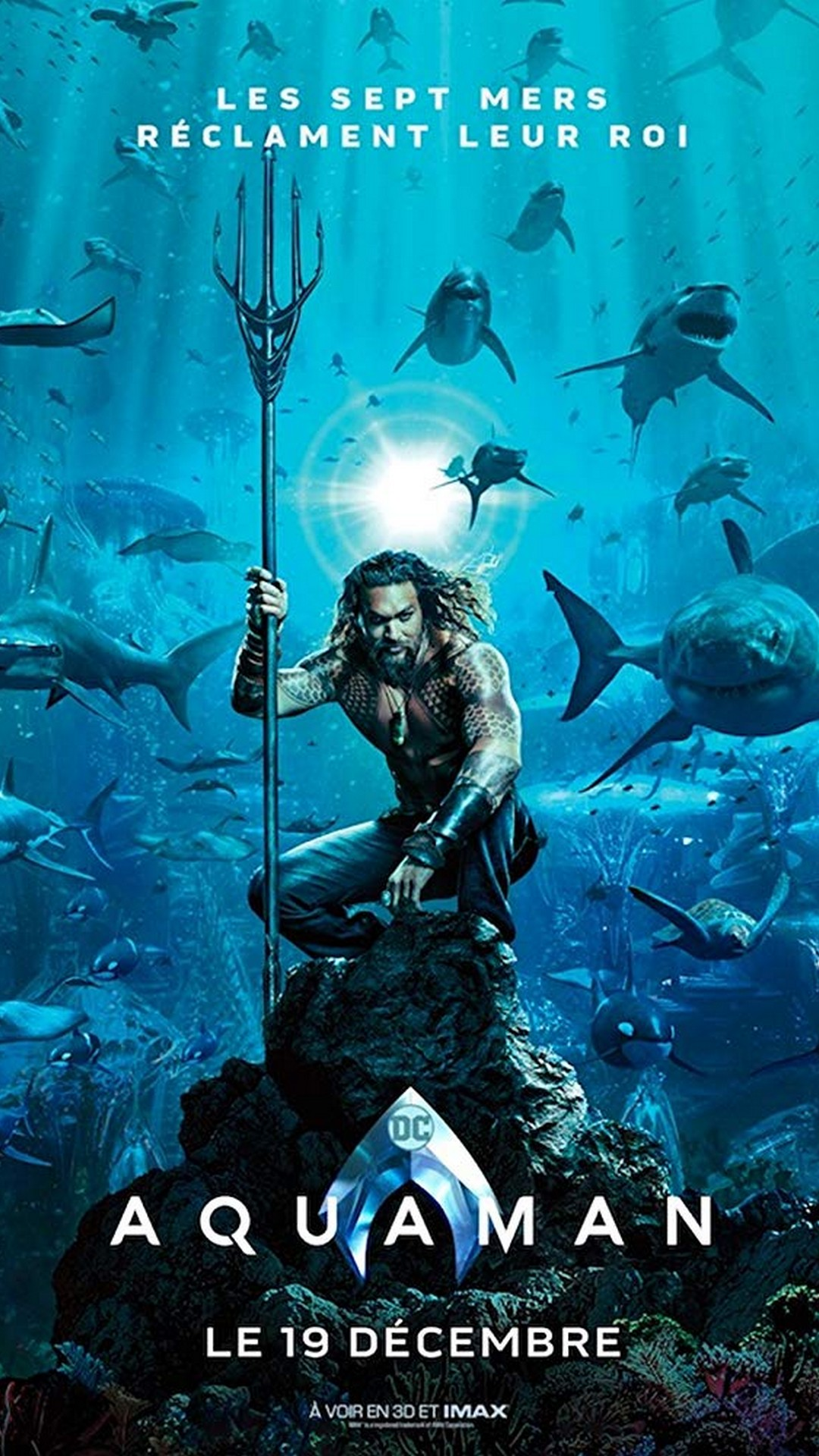 Wallpaper Aquaman Android