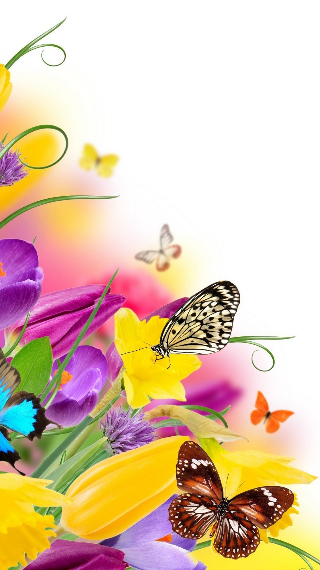 Wallpaper Cute Butterfly Android