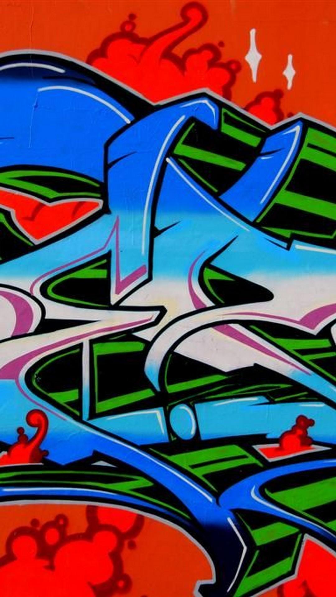 Graffiti Silver Letters