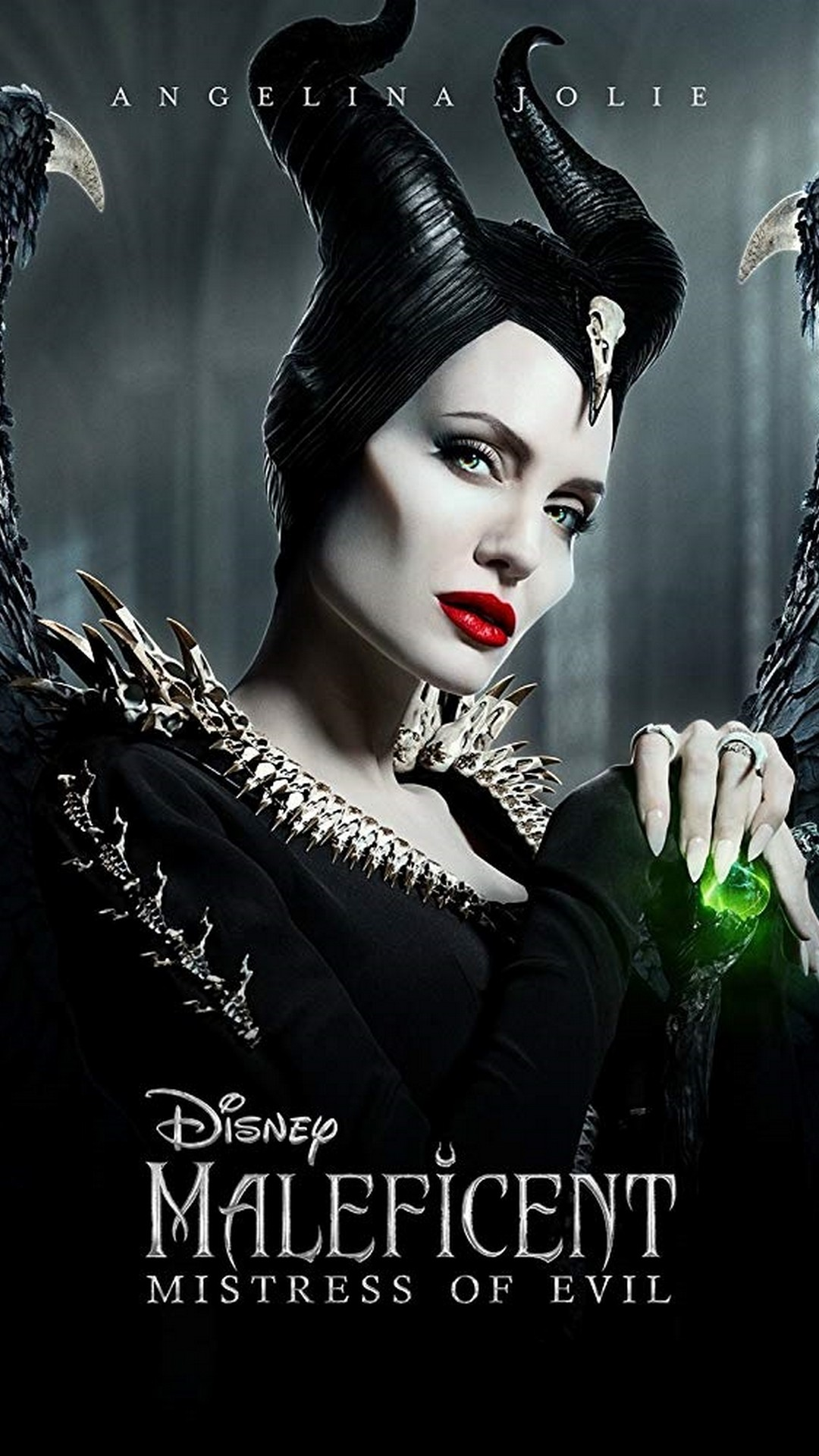 Wallpaper Maleficent Mistress of Evil Android