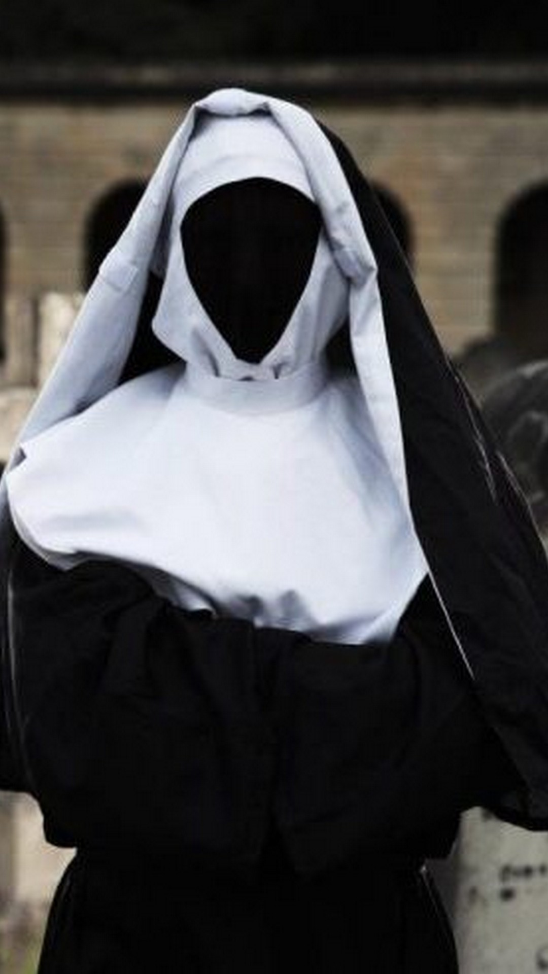Wallpaper The Nun Movie Android